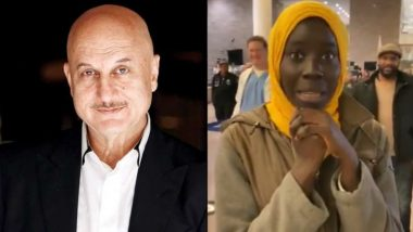 Senegalese Woman's 'Shudh' Hindi Floors Anupam Kher! (Watch Video)
