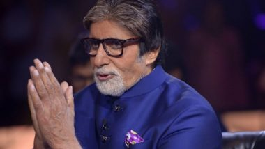 IFFI 2019: Amitabh Bachchan's Driver Goes Missing, Goa Congress Blame Event's Mismanagement (Read Deets)