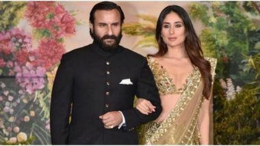 Kareena Kapoor, Saif Ali Khan Opts UNICEF Over PM-CARES Fund for Donation to Combat Coronavirus, Leaves Netizens Unhappy