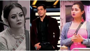 Bigg Boss 13 Weekend Ka Vaar: Salman Khan Tells Rashami Desai, Devoleena Bhattacharjee That They Saved the Wrong Person