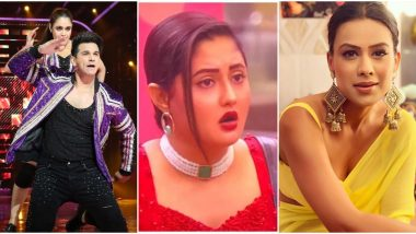 Prince Narula, Nia Sharma, Rashami Desai – Take a Look at the TV Newsmakers of the Week