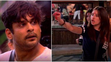 Bigg Boss 13 Day 36 Highlights: Sidharth Shukla Hurts Mahira Sharma During Captaincy Task, Here's What Happens Next