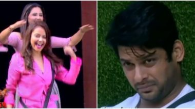 Bigg Boss 13 Day 38 Preview: Rashami Desai, Devoleena Bhattacharjee Return to the House and Sidharth Shukla Is Not Happy (Watch Video)