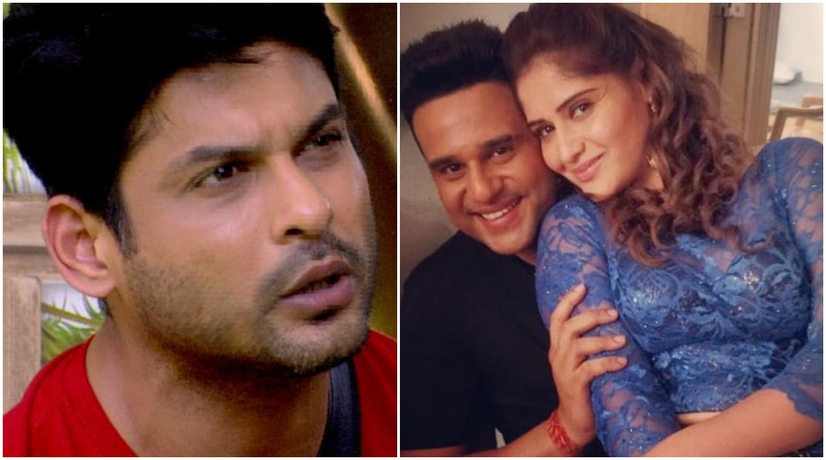 Bigg Boss 13: Krushna Abhishek Wants His Sister Arti Singh to Stop Talking to Sidharth Shukla as He Doesn't Speak to Women Decently