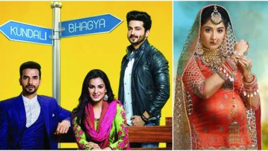 BARC Report Week 4, 2019: Kundali Bhagya Dethrones Choti Sardarni to Gain Its Top Spot, Kumkum Bhagya's Ratings Dip