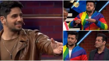 Bigg Boss 13 Promo: Sidharth Malhotra and Riteish Deshmukh Join Salman Khan on Weekend Ka Vaar (Watch Video)