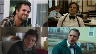 Mark Ruffalo Birthday Special: 7 Brilliant Non-Marvel Performances of Avengers: EndGame Actor That You Definitely Should Not Miss