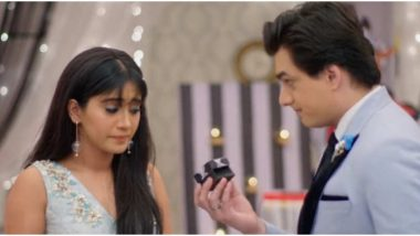 Yeh Rishta Kya Kehlata Hai November 12, 2019 Written Update Full Episode: Kartik and Naira Share an Intimate Moment During a Game