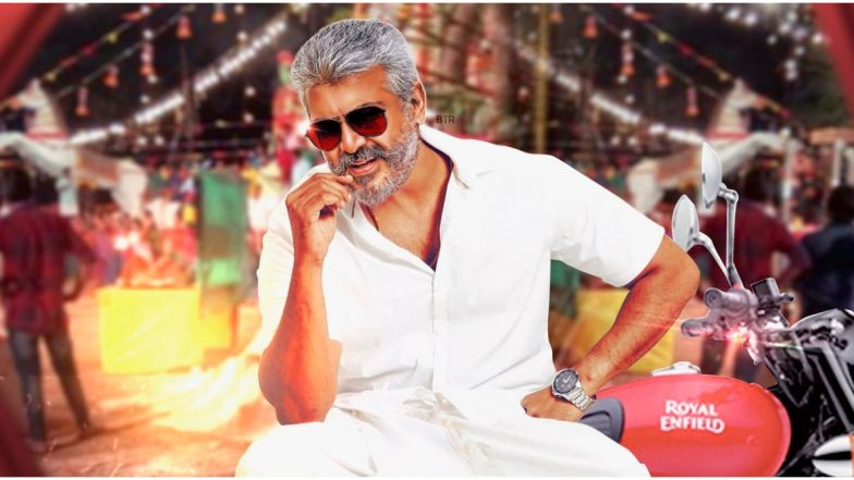 Ajith's Film Viswasam Tops Twitter's 2019 Most Influential Moments List? Thala's Fans Cannot Contain Their Excitement