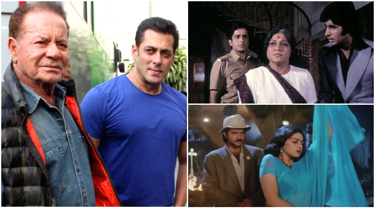 Salim Khan Birthday Special: 7 Awesome Blockbusters That We Eternally Grateful to Salim Khan for Penning Them