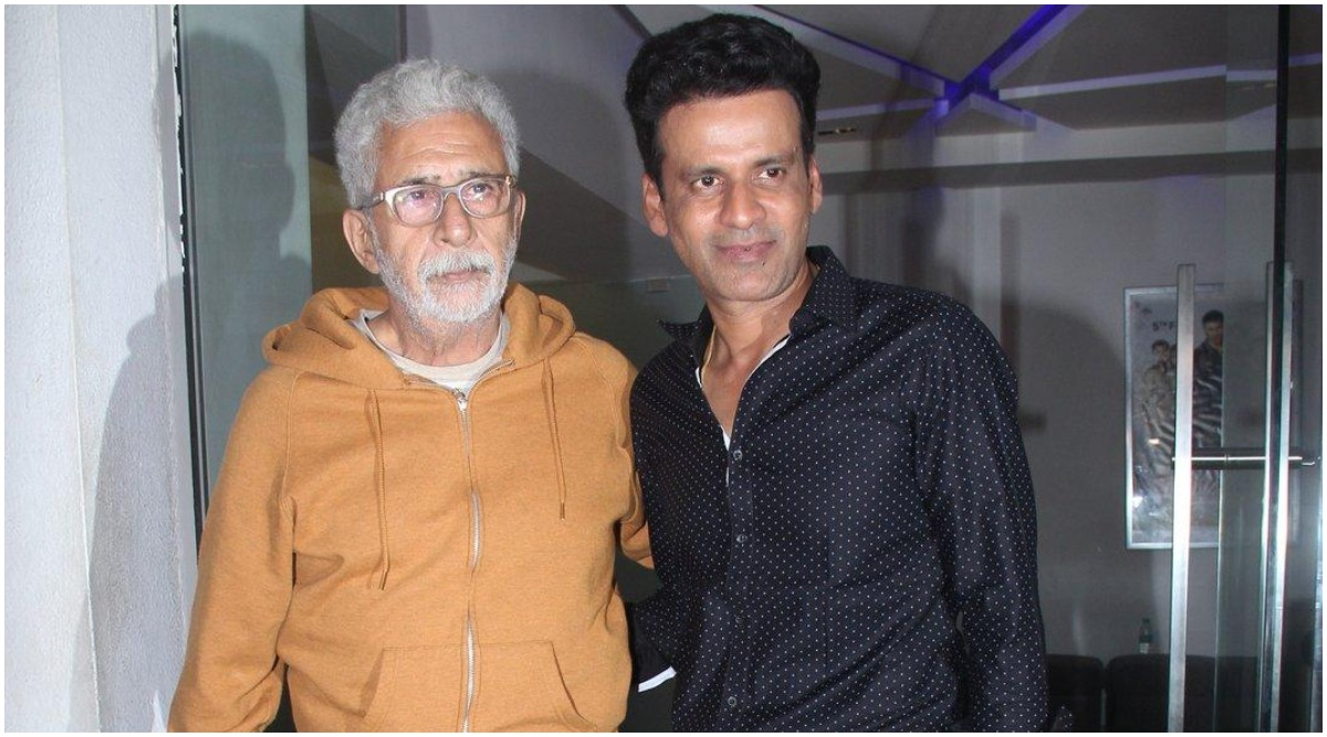 Manoj Bajpayee Says He Never Worked With His Idol Naseeruddin Shah and Yet Did Four Films Together!