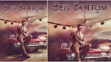 Bell Bottom: Akshay Kumar's First Look as a Spy From his Espionage Thriller Out Now, Film to Release on January 22, 2021