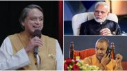 Shashi Tharoor in One Mic Stand: 7 Times the Congress MP Took Hilarious Potshots at PM Narendra Modi, Yogi Adityanath and BJP