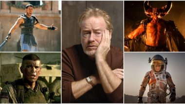 Ridley Scott Birthday Special: 10 Terrific Movies of the Martian Director That Should Be on Your Watchlist