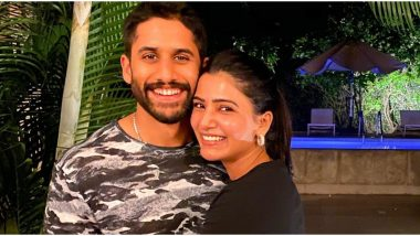 Naga Chaitanya Birthday: 'Every Passing Day You Have Grown to Be the Best Version of Yourself', Says Wife Samantha Akkineni (View Pics)