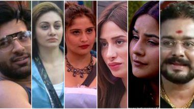 Bigg Boss 13 Eviction: Paras Chhabra, Shehnaaz Gill, Shefali Jariwala, Hindustani Bhau, Mahira Sharma or Arti Singh, Who Should Be Thrown Out? Vote Now!