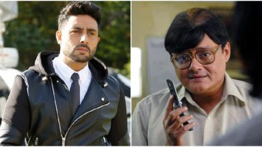Abhishek Bachchan as Bob Biswas: Twitterati Upset for Not Casting Saswata Chatterjee in Kahaani Spin-Off