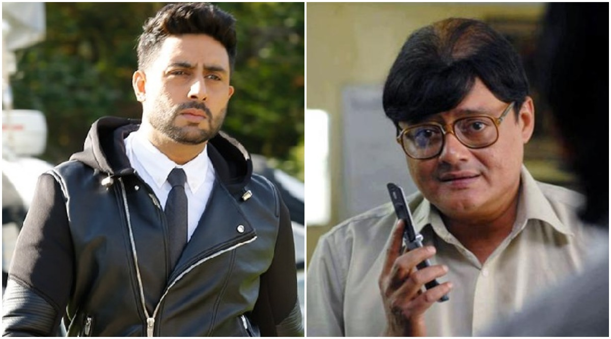 Abhishek Bachchan as Bob Biswas: Twitterati Upset for Not Casting Saswata Chatterjee in Kahaani Spin-Off