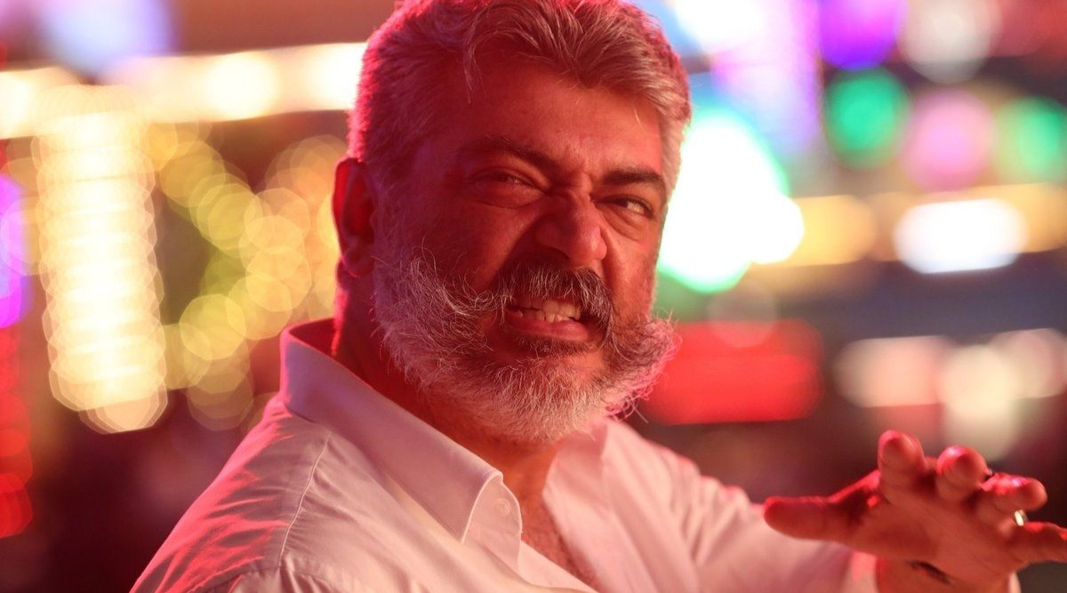 Thala Ajith Fans Celebrate 300th Day Run of Viswasam on Twitter