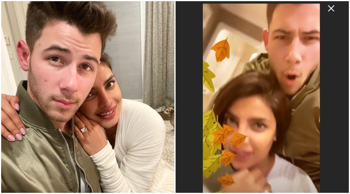 Happy Thanksgiving from the Jopras! Priyanka Chopra-Nick Jonas Wish Love and Joy to Fans on the Special Day