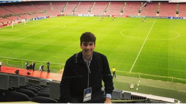 How Listening to Football Commentary Inspired Miquel Blázquez Font to Take Up Sports Journalism in Barcelona
