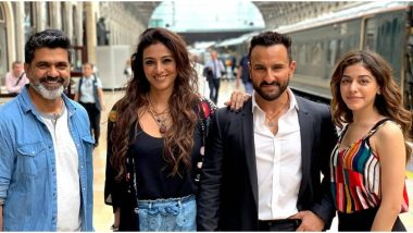 Saif Ali Khan and Alaya F's Jawaani Jaaneman To Release on February 7, 2020, a Week Before Sara Ali Khan's Love Aaj Kal Sequel