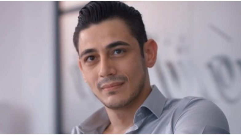 Walid Riachy Has Carved His Niche Hard in Fashion Modeling