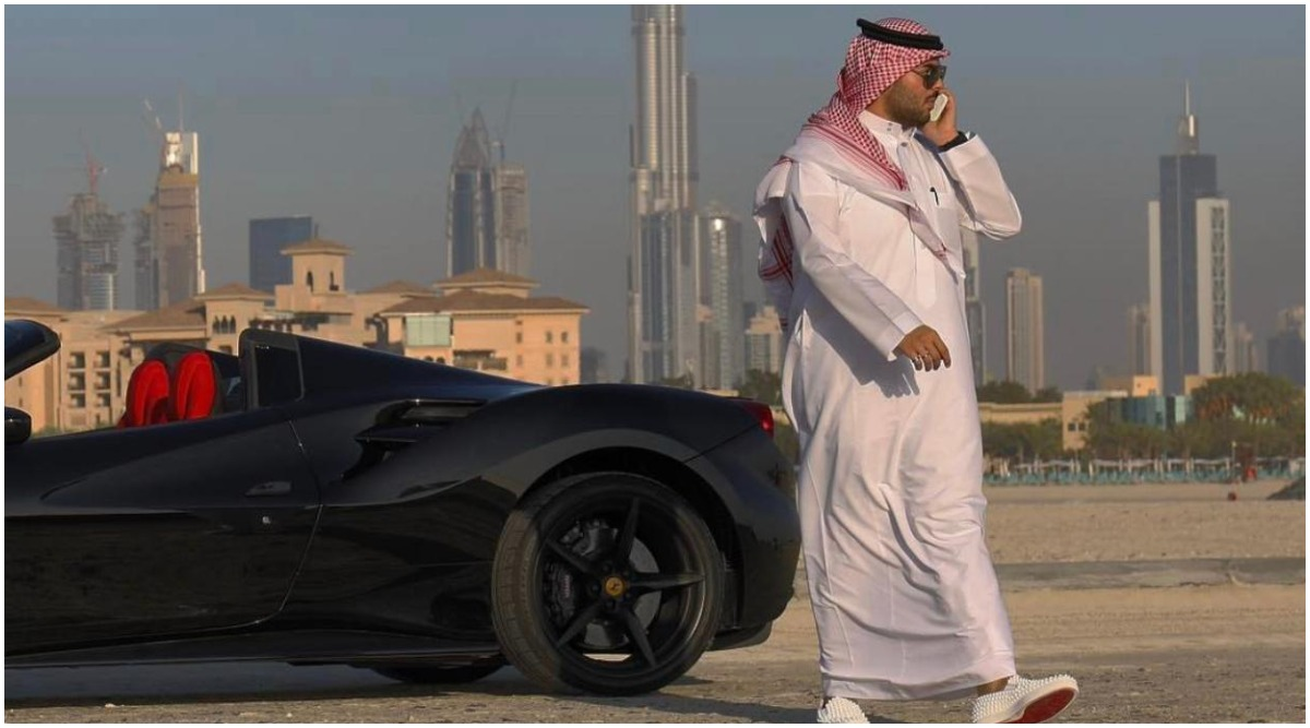 Ahmed Alsherebi, Young Saudi Arabian Entrepreneur Heading Towards 2030 Vision for His Country