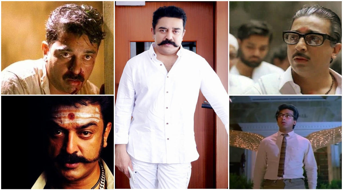 Kamal Haasan Birthday Special: 10 Effortlessly Brilliant Performances of Ulaganayagan That Should Be Cherished by Cinema Lovers Forever!