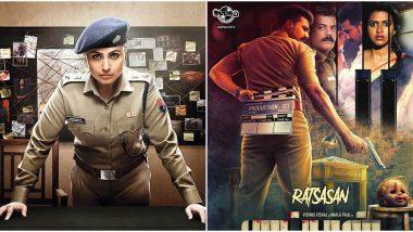 Mardaani 2 Trailer: Is Rani Mukerji's Cop Thriller Inspired by Vishnu Vishal and Amala Paul's Tamil Film Ratsasan?
