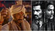 Tanhaji the Unsung Warrior Teaser: Is the BGM in the New Promo of Ajay Devgn's Film Inspired by Vijay Sethupathi's Vikram Vedha Tune? (Watch Video)