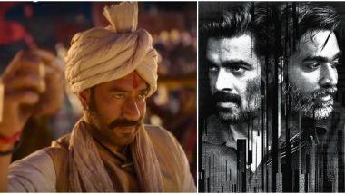 Tanhaji the Unsung Warrior Trailer: Is the Background Music in Ajay Devgn, Saif Ali Khan's Film Inspired by Vijay Sethupathi, R Madhavan's Vikram Vedha Tune? (Watch Video)