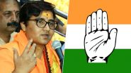 Congress Slams BJP For Appointing Pragya Singh Thakur in Defence Panel, Says 'Finally Modi Has Forgiven Her From His Heart'