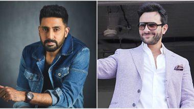 Saif Ali Khan Replaces Abhishek Bachchan in Rani Mukerji's Bunty aur Babli Sequel?