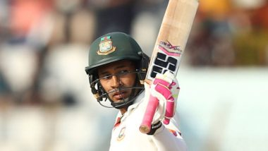 Indore Crowd Trolls Mushfiqur Rahim by Singing '2 Rupey ki Pepsi, Rahim Bhai Sexy' During India vs Bangladesh 1st Test 2019 (Watch Video)