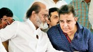 After Flop Start, Kamal Haasan and Rajinikanth Hint at Joining Hands to Kickstart Political Career