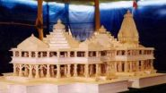 Ayodhya Ram Mandir Trust Donations Affected Due to COVID-19 Spread And Lockdown, Body Receives Rs 4.70 Crore in 2 Months