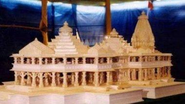 Ram Mandir Construction: Jalesar's Hindu, Muslim Artisans Cast 2,100 Kg Brass Bell for Ayodhya Ram Temple