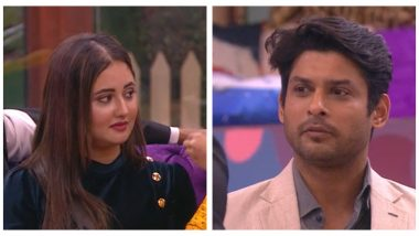 Bigg Boss 13: Sidharth Shukla Asks Rashami Desai If She Loves Him