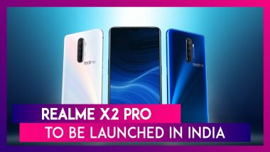 Realme X2 Pro To Be Launched In India On November 20; Expected Prices, Features, Variants & Specs