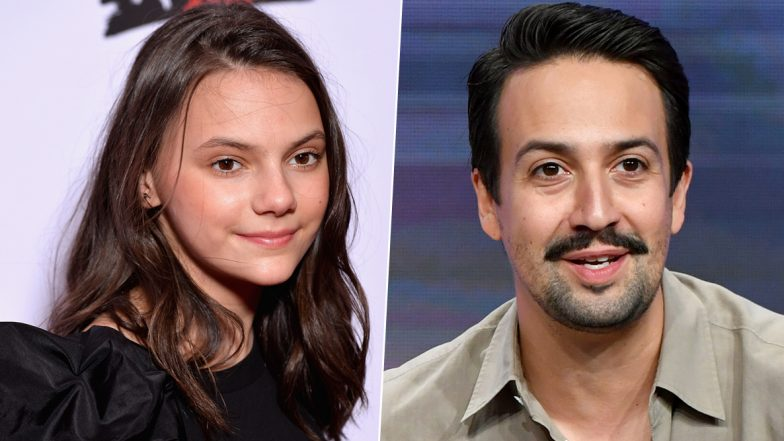 Dafne Keen Bonded with 'His Dark Materials' Co-Star Lin-Manuel Miranda Over Singing While Shooting the Air Balloon Scene