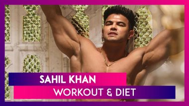 Sahil Khan Birthday Special: Workout & Diet of India's Official Aesthetic King
