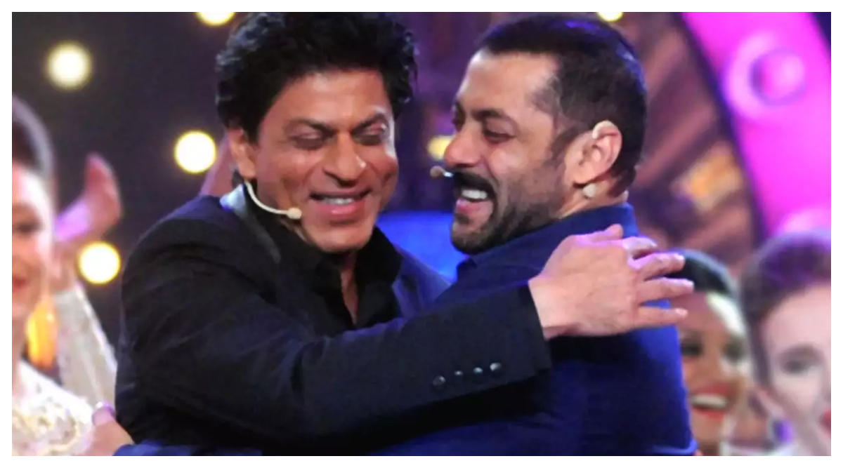 Shah Rukh Khan Says He Wants a Hug from Salman Khan for Birthday and We Hope They Get It on Video