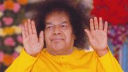 Sathya Sai Baba 94th Birth Anniversary: Tithi, Significance and Celebrations Dedicated to 'Bhagawan' Sri Sathya Baba