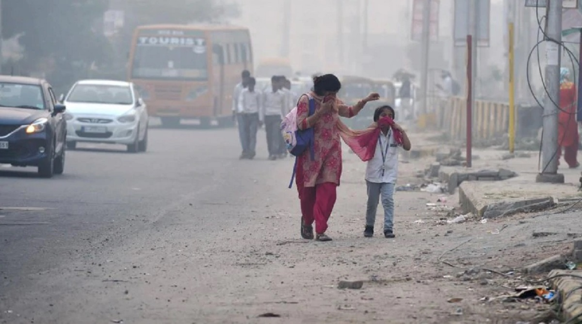 Haryana: Holidays Declared in All Schools in Gurugram, Faridabad Districts on November 4-5 as Air Quality Remains Severe