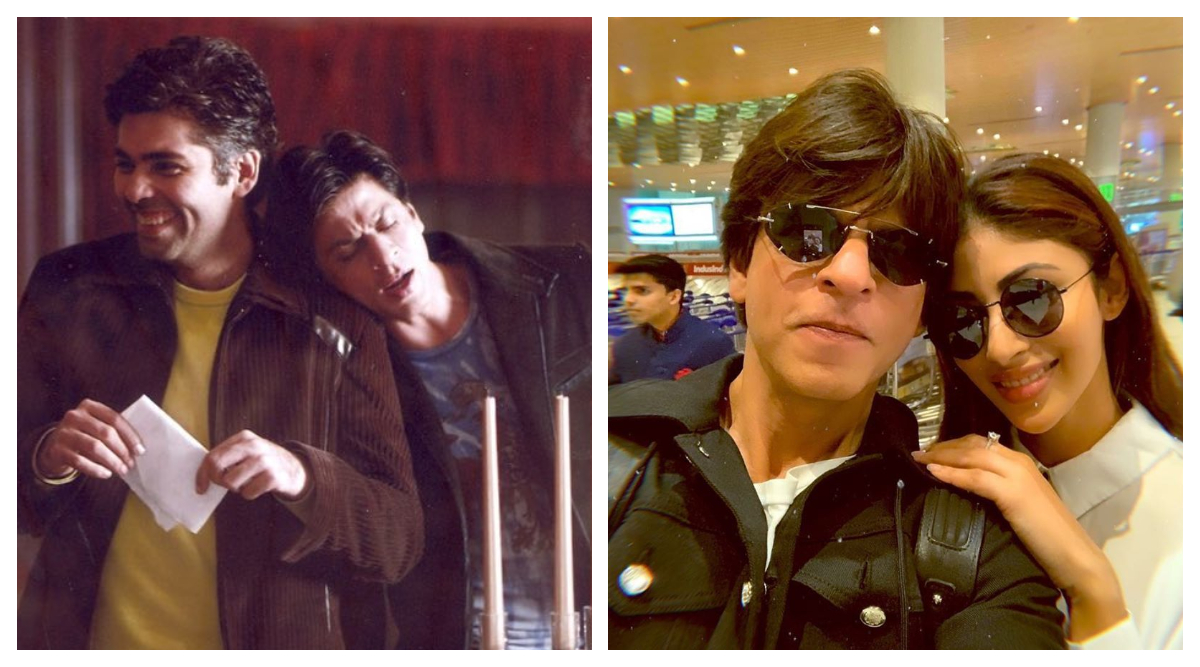 Shah Rukh Khan Gets Birthday Wishes From Bollywood; Karan Johar, Mouni Roy, Ayushmann Khurrana Pour Their Heart Out for King Khan