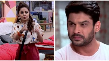 Bigg Boss 13: A Frustrated Devoleena Bhattacharjee Calls Sidharth Shukla A 'Kutta' and 'Haramkhor'