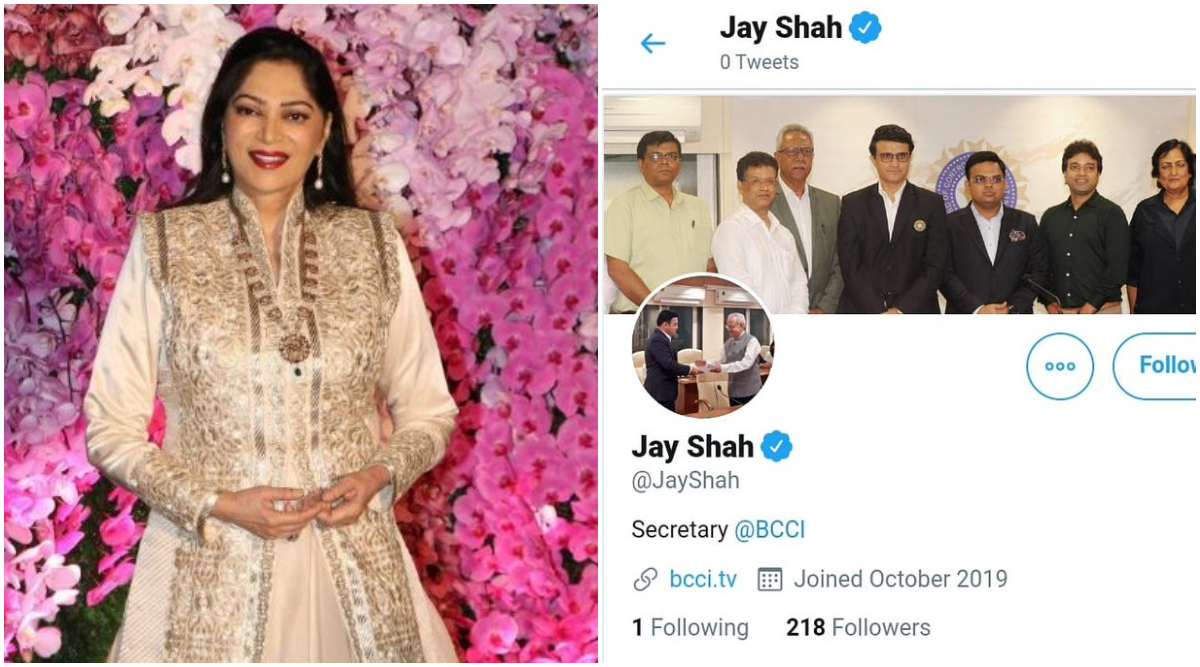 Simi Garewal Calls out Twitter for Not Verifying Her Account but Giving a Blue Tick to Jay Shah