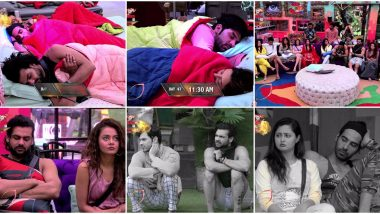 Bigg Boss 13: Vishal Aditya Singh, Paras Chhabra and Devoleena Bhattacharjee's Laziness Costs Them The Captaincy Task