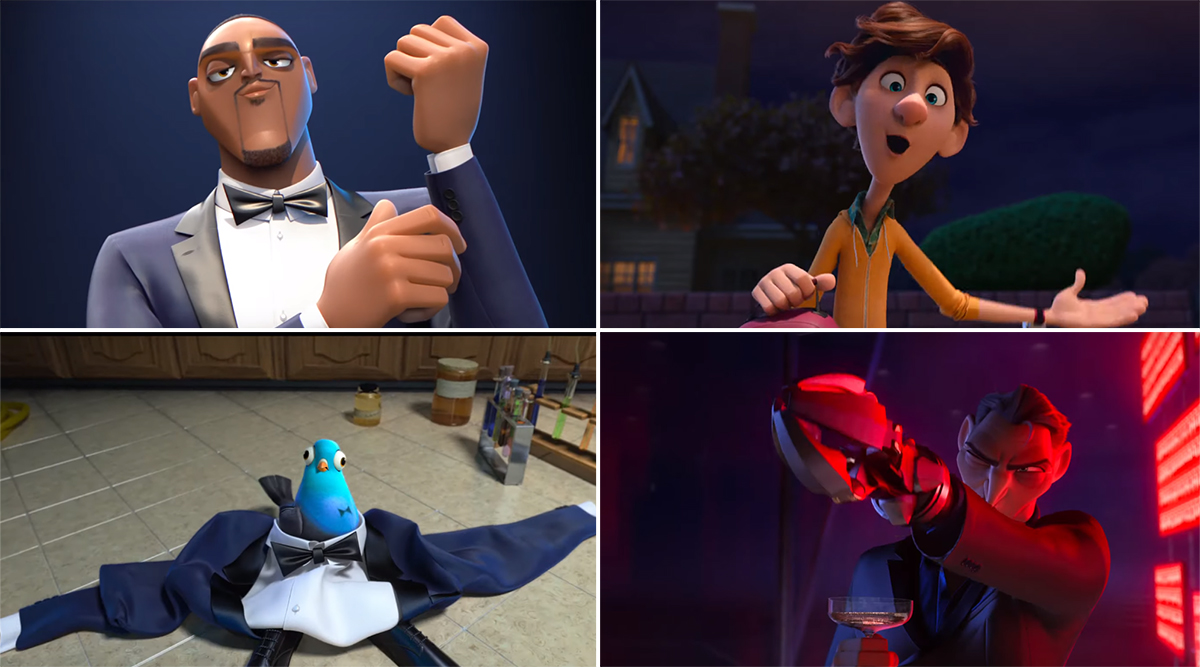 Spies In Disguise Trailer: Will Smith and Tom Holland 'Get Weird' As New Track 'Then There Were Two' Is Introduced (Watch Video)
